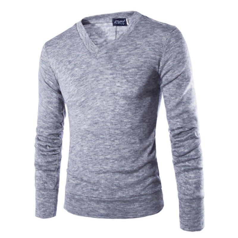 2018 новый осень модный бренд свитер для повседневной носки v-образным вырезом Полосатый Slim Fit Вязание Для мужчин S Свитеры для женщин и Пуловеры для женщин Для мужчин пуловер Мужской T40