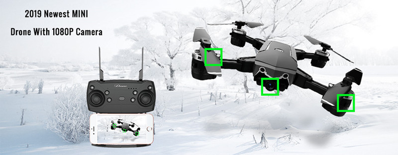 Racing Dron with Camera HD Wide Angle 1080P 5MP WIFI FPV Helicoptero RC Drone Profissional Follow Me GPS Quadcopter Aircraft Toy 28