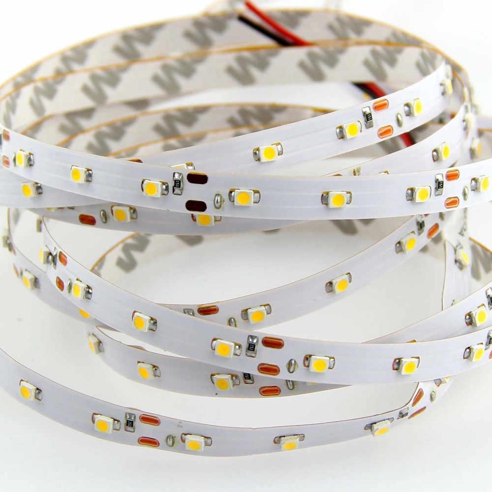 עמיד למים זכה SMD RGB LED רצועת אור 12 V 5 M 3528 300LED אור rgb נוריות קלטת דיודה סרט גמיש בקר DC מתאם סט 23
