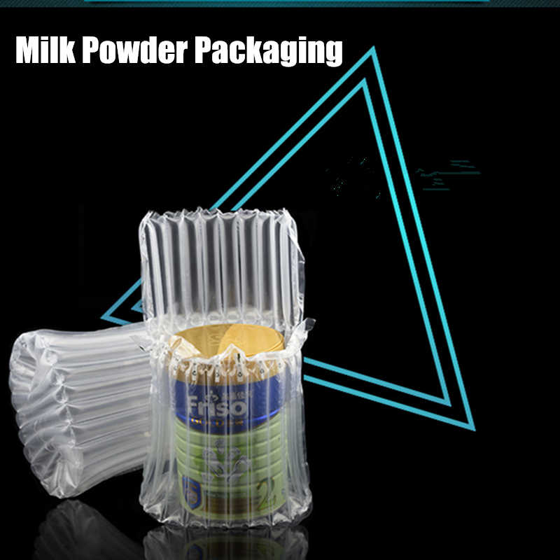 10Pcs/Lot Milk Powder inflatable bubble packaging bag Air Column Shockproof Plastic Packaging Bags Celebration Wedding Party Bag