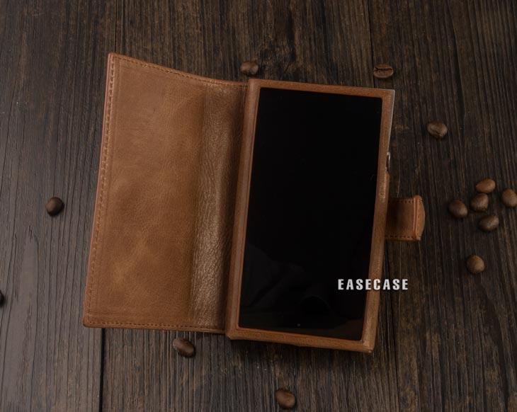 E4 Custom Made Genuine Leather case for IRIVER Astell Kern A futura SE100