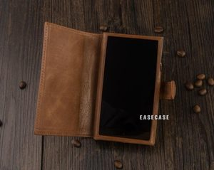 Image 1 - E4 Custom Made Genuine Leather case for IRIVER Astell&Kern A&futura SE100