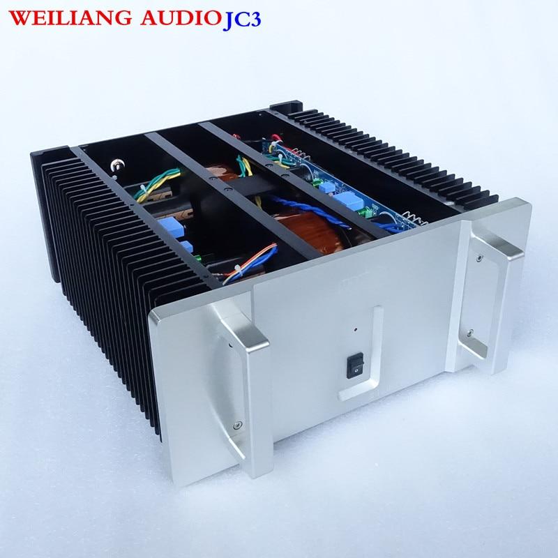 Breeze audio power amplifier JC3 classA Replica as Mark Levinson ML2 output 25w