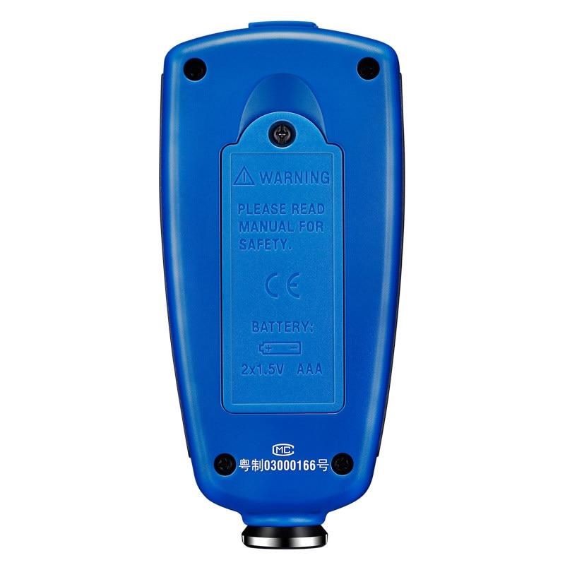 Tester digitale DT-156 per misuratore di spessore del rivestimento di - Strumenti di misura - Fotografia 5