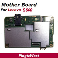 Original Used Worked Well Lenovo S660 mainboard mother board  Replacement parts supplier for lenovo S660 Free shipping