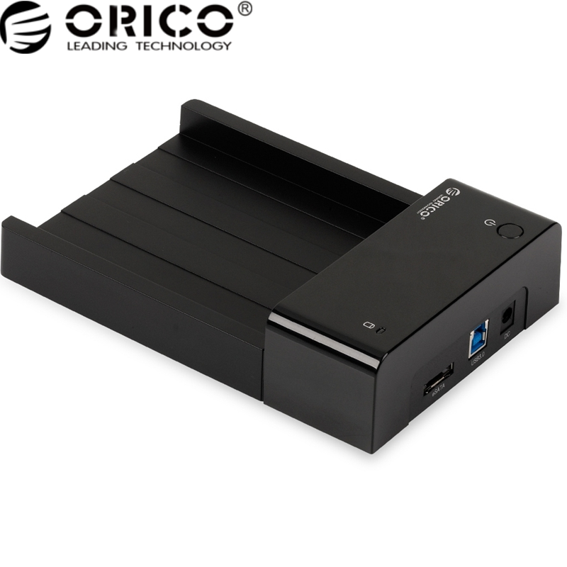 Original ORICO ABS Plastic External Enclosure 2 5 3 5 Inch HDD SSD Super Speed USB