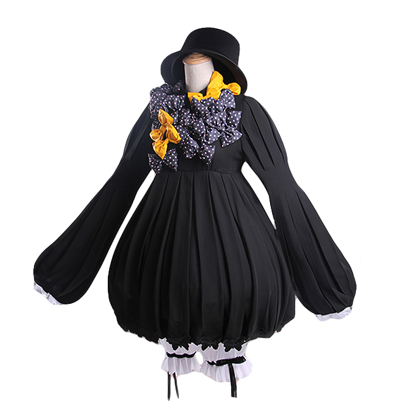 Cosplay Set Fate Grand Order Foreigner Abigail Williams Lolita Pumpkin Dress Uniform Anime Cosplay Costumes for Women Girl шины bridgestone blizzak spike 01 195 65 r15 91t