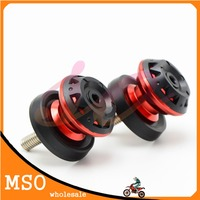 6MM 8MM 10MM CNC Billet Aluminum New Motorcycle Swingarm Spools Sliders For Suzuki GSR600 600 ABS GSR750 750ABS