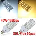Competitive price 40W led light E40 B22 E27 LED Corn Light LED Bulb Light AC110V/220V, Warm White/Cold White DHL Free