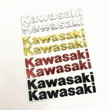 Moto carro de alta qualidade 3d 3 m etiqueta fit para kawasaki NINJA300RZ300 NINJA250R ZX6R636 Z800 NINJA650RER-6FER-6N NINJA 400R