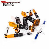 Coilovers Kits For 2005 2014 Ford Mustang Adjustable Height Mounts Assembly Coilover Suspension Spring Kits Front