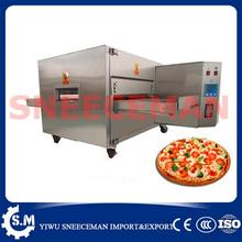 8H Hot air Circulation oven commercial baked pizza Oven Track Pizza Electric Gas Cooker Cooking Conveyor Pizza Toaster Oven Make 220v large capacity oven 4500w commercial electric oven cake bread large pantry oven hot air circulation oven