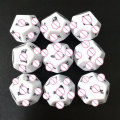 2.5CM Funny Sex Dice 12 Positions Sexy Romance Love Humour Gambling Adult Games Erotic Craps Pipe Sex Toys For Couple