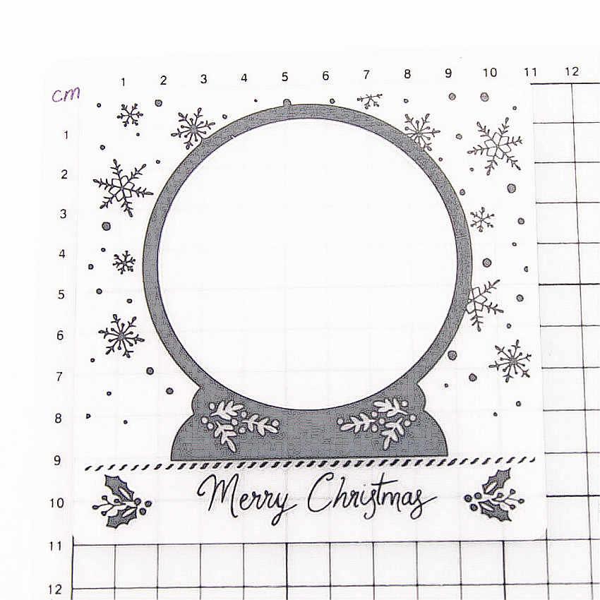 wreath template # 55