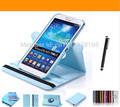 Для Samsung Galaxy Tab 3 8.0 8-дюймовый Планшетный T310 T311 T335 дело ИСКУССТВЕННАЯ Кожа Стенд дело 360 Градусов Вращающийся Обложка Бесплатная Доставка