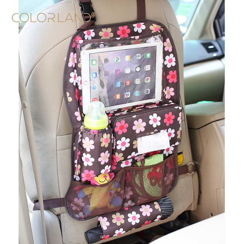 COLORLAND Car Seat Baby Diaper Bag Organizer Storage Sling Mult Pocket 53365cm In Bags From Mother Kids On Aliexpress