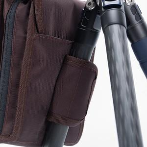 Image 5 - Kase serie de 100mm Filtro de lona funda protectora suave estuche bolsa para filtros cuadrados de 100x100mm 100x150mm, puede contener 10 filtros