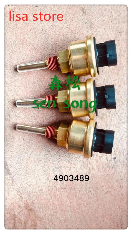 Interrupteur de capteur de niveau de liquide de refroidissement pour Cummins L10 M11 ISM N14 ISX PAI 3612521 4903489 1673785C91 1673785C92