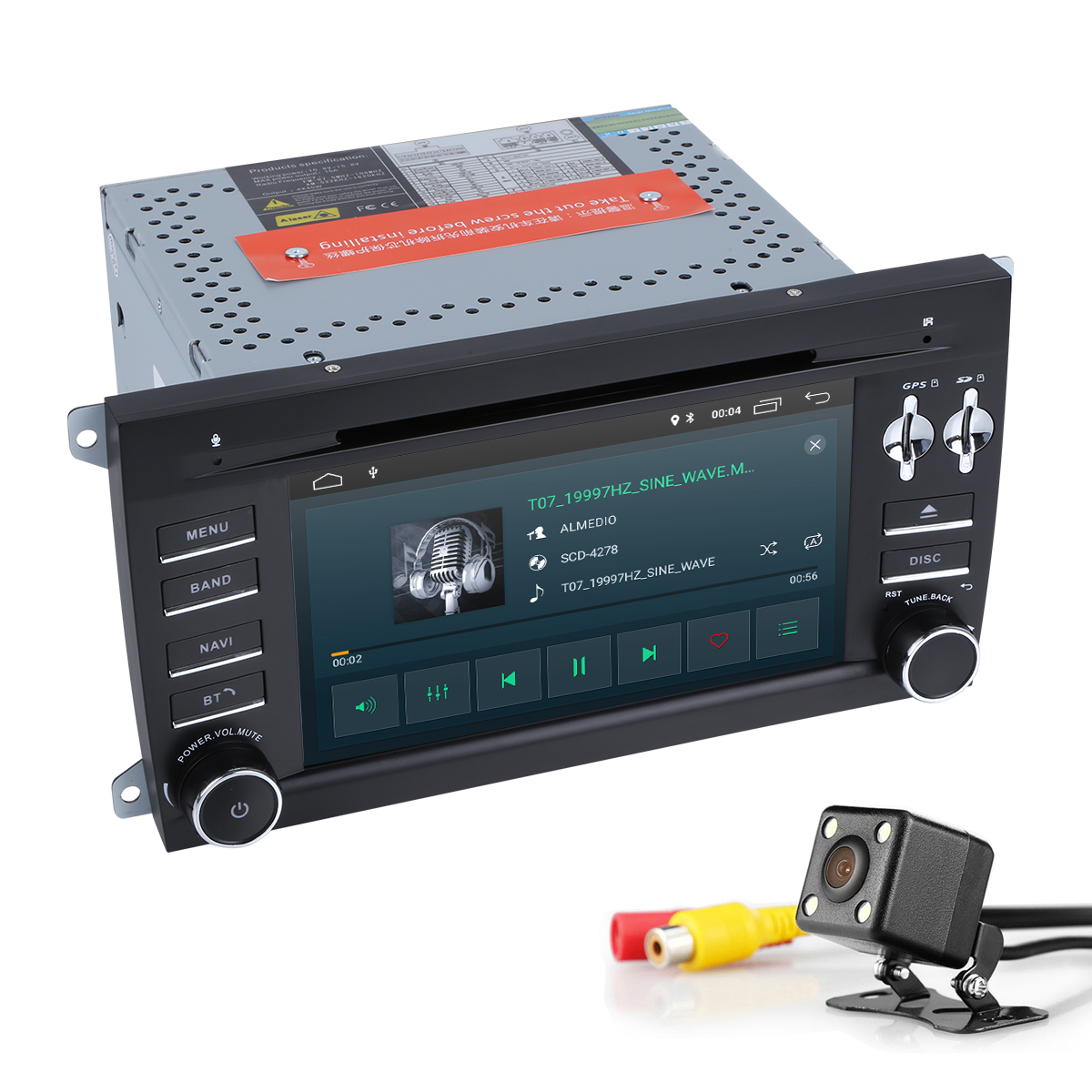 2G RAM Android 8.1 7 Car DVD Multimedia Player For Porsche Cayenne 2003 2004 2005 2006 2007 2008 2009 2010 RDS OBD2 Camera DAB+2G RAM Android 8.1 7 Car DVD Multimedia Player For Porsche Cayenne 2003 2004 2005 2006 2007 2008 2009 2010 RDS OBD2 Camera DAB+