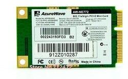 SSEA hurtownie oryginalny nowy dla Atheros AR9280 AR5BXB92 Dual-Band 5G/2.4G mini Karta PCI-E 300 mb/s
