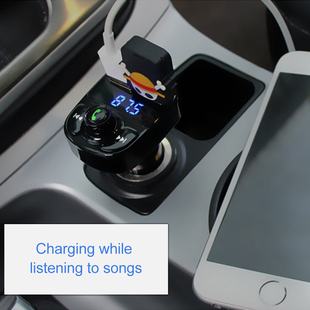 משדר fm לרכב