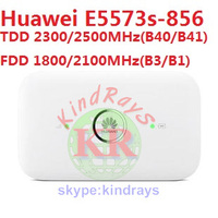 Débloqué Huawei E5573 E5573s-856 CAT4 150 Mbps 4G Sans Fil Routeur 4G Mobile WiFi Hotspot TDD B40/B41 et FDD B3/B1 PK E589 E5776