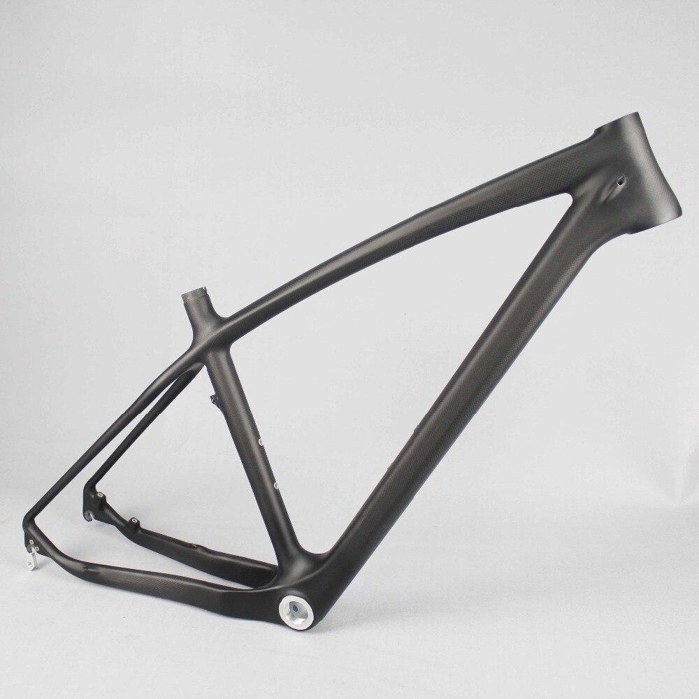 MIRACLE 27.5er Carbon Frame 650B Mountain Bike Frame 9*135mm 3k Matte