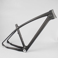 MIRACLE 27.5er carbon frame 650B mountain bike frame 9*135mm 3k matte