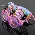 Atacado crianças crianças meninos meninas de Silicone Gel óculos de armação; médica leval silicon gel óculos de armação; Lente grande: 45mm