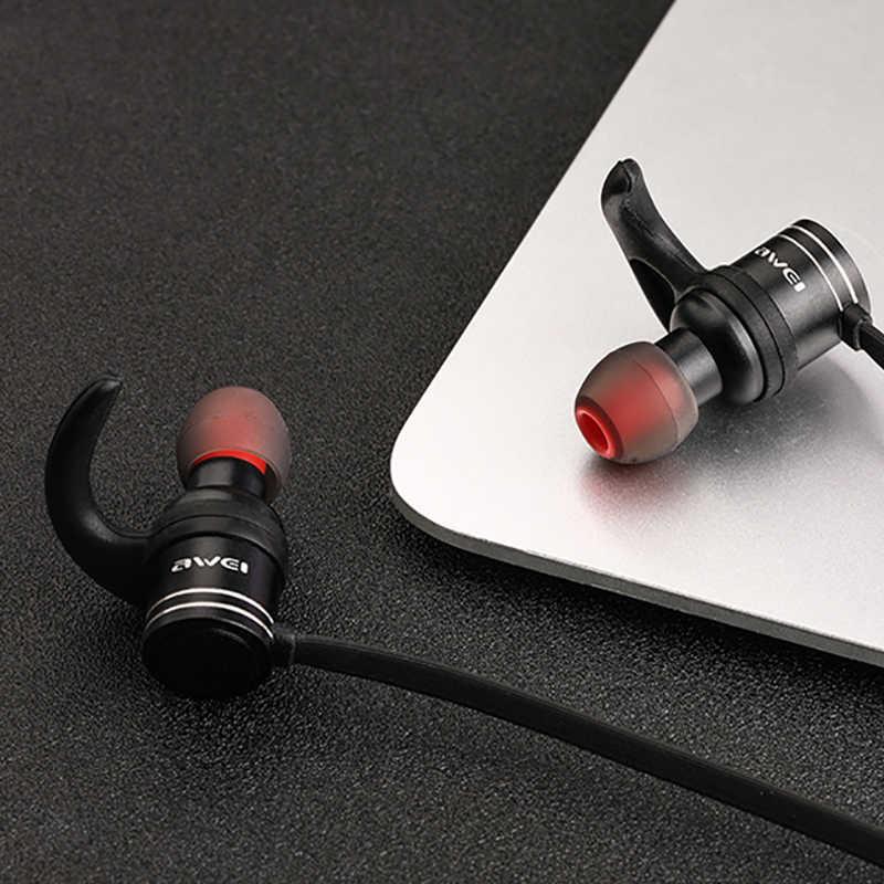 AWEI AK7 беспроводные наушники Bluetooth наушники для телефона fone de ouvido спортивная Гарнитура беспроводной наушник kulakl k головные уборы