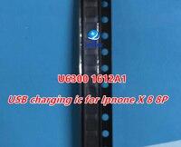 2-50 unids/lote 1612A1 U2 U6300 usb Hydra de tristar ic 56 pines para iphone X 8 8plus XS XSMAX XR 11 11PRO/MAX