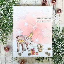 Rabbit Deer Animal Metal Cutting Dies for Scrapbooking New Die 2019 Cut Stitch Craft Troqueles  Stencil