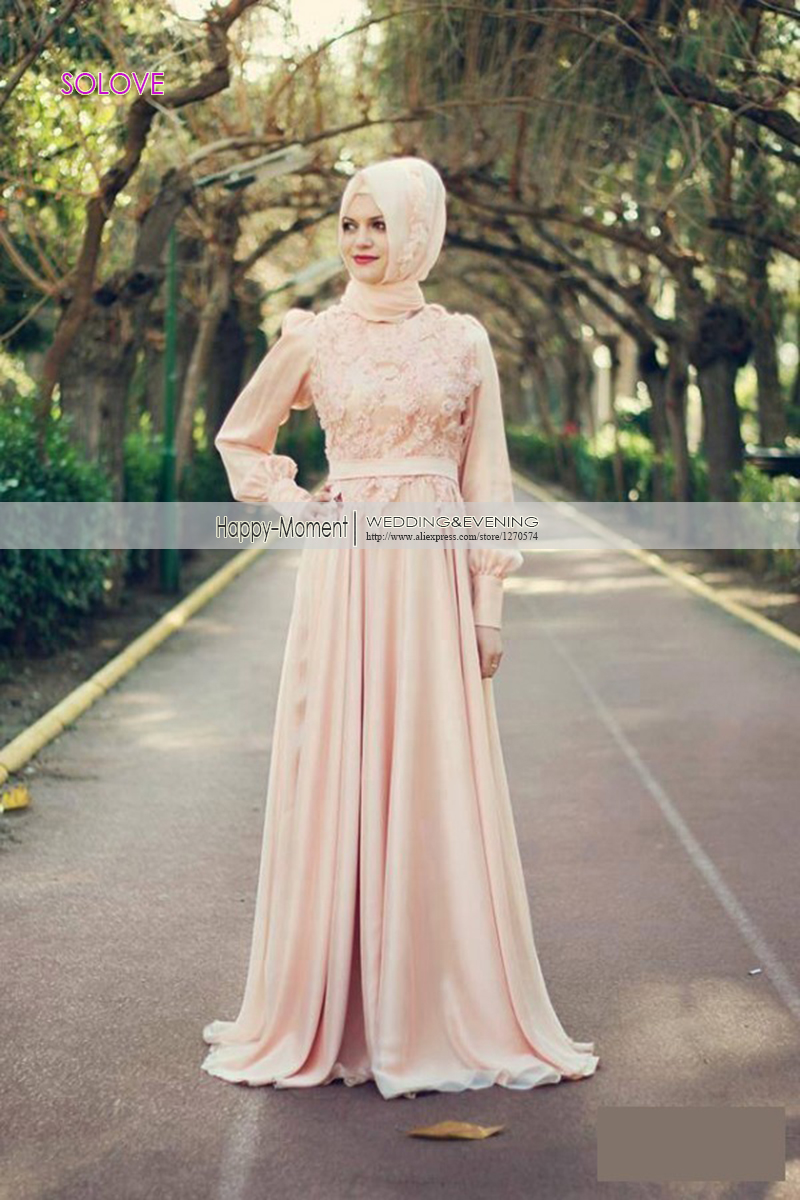 Online buy wholesale muslim coloring from china muslim for Different colored wedding dresses