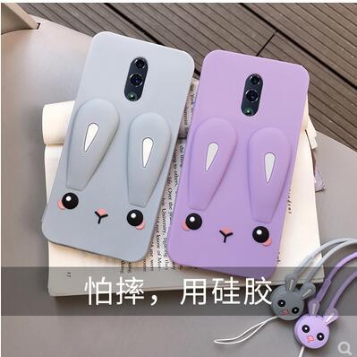 a275c347483b oppo reno case silicone,luxury 3D Cartoon cute silicon fashion With ...
