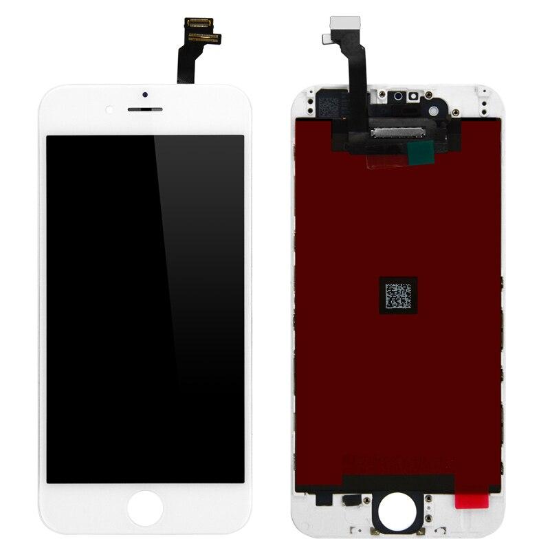 20 ピース/ロットのための iphone 6 + Lcd の表示画面タッチデジタイザーアセンブリ iphone 6 プラス液晶画面 3D タッチ ecra pantalla  グループ上の 携帯電話 & 電気通信 からの 携帯電話用液晶ディスプレイ の中 1
