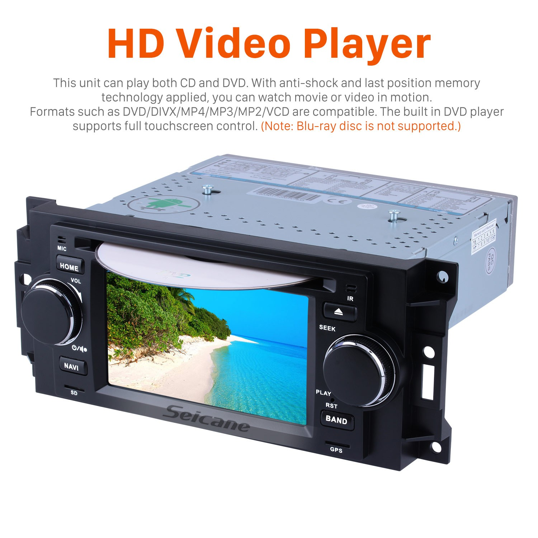 Chrysler 300C 2011 video interface AV//CAMERA//RGB