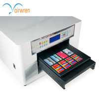 Original airwren AR LED Mini4 mobile covers printing machine flatbed uv printer