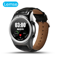Lemse A8S smart watch поддержка TF sim-карты smart electronics bluetooth smartwatch для Apple Android IOS Телефон