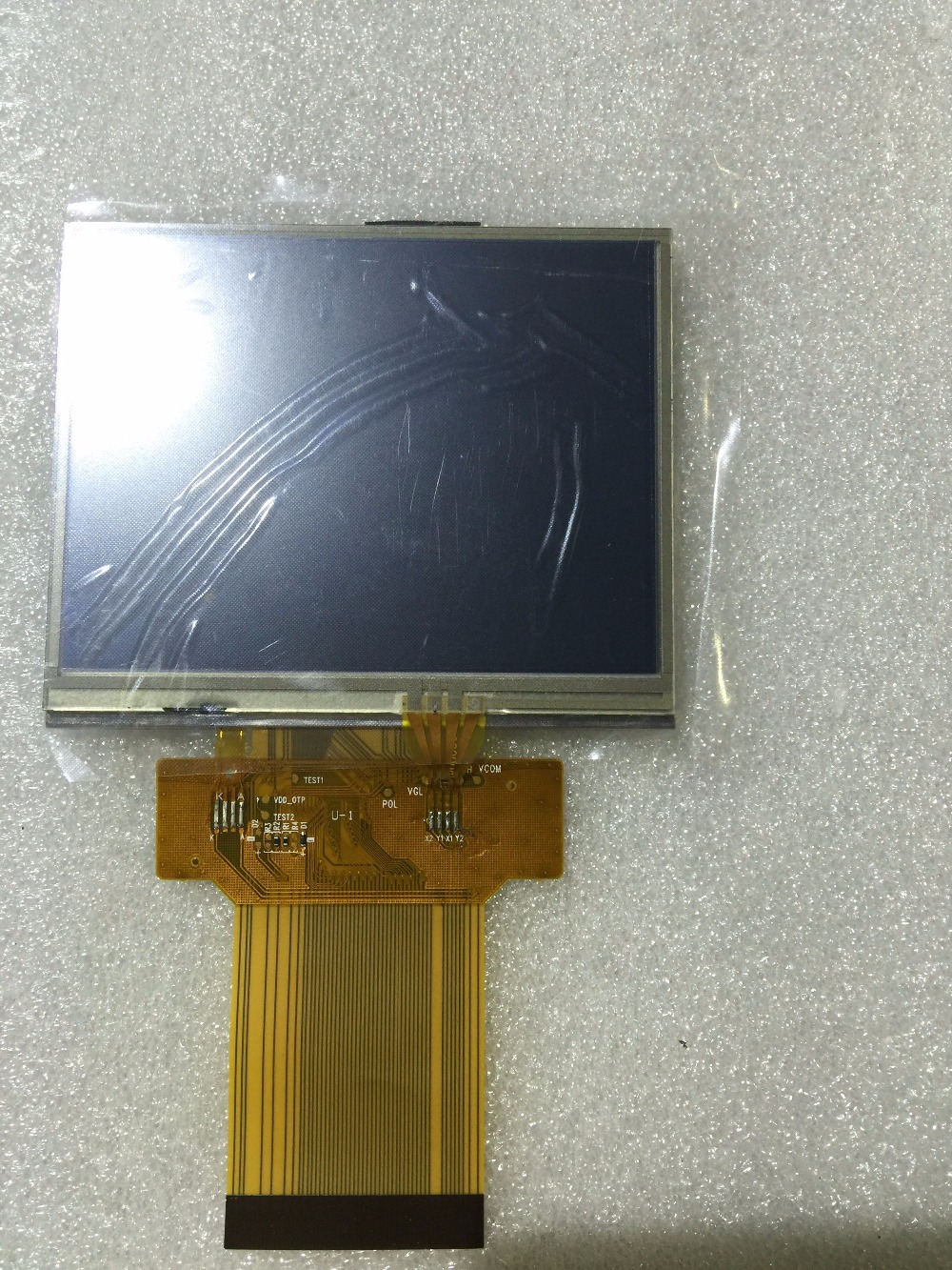 Original  3.5 inch LCD  Screen TM035KBZ17Original  3.5 inch LCD  Screen TM035KBZ17