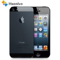 Original Entsperrt Apple iPhone 5 Handy 4,0 zoll Dual Core 16 GB/32 GB/64 GB 8MP kamera WIFI GPS 3G IOS Handy
