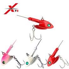 XTS Fishing Lures 7g 10.5g 14g 21g 28g 40g 50g 60g Lead Head Hook Bait Bass Soft Lure Artificial Baits 3017