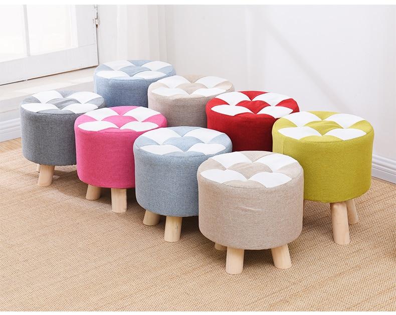 Pleasing Household Fashion Creative Small Bench Sitting Room Sofa Inzonedesignstudio Interior Chair Design Inzonedesignstudiocom