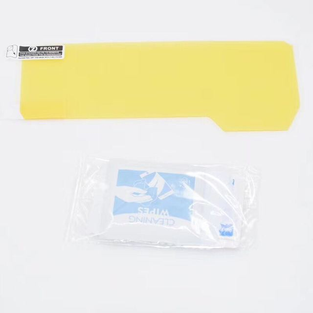 CBR650R CB650R 2019 new moto Cluster Scratch Protection Film Instrument Dashboard Cover Guard TPU Blu-ray For HONDA CBR650R