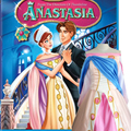 2017 Newest Anastasia Princess Dress Anastasia Costume Princess Anastasia Cosplay Costume Dress For Adult Women Custom Made
