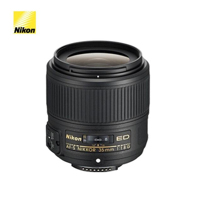 NIKON LENS AF S NIKKOR 35mm f/1.8G ED SLR Lens 135mm Full Frame Lens ...