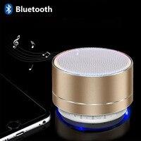 Mini Altoparlante Portatile Bluetooth con Microfono Per Le Chiamate in Vivavoce, Aux, 3.5mm Auricolare Out, USB Disk Micro SD Card di Sostegno