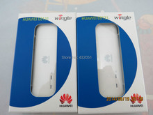 Nueva original unlock hspa 21.6 mbps huawei e8131 3g wifi modem router y huawei wifi módem