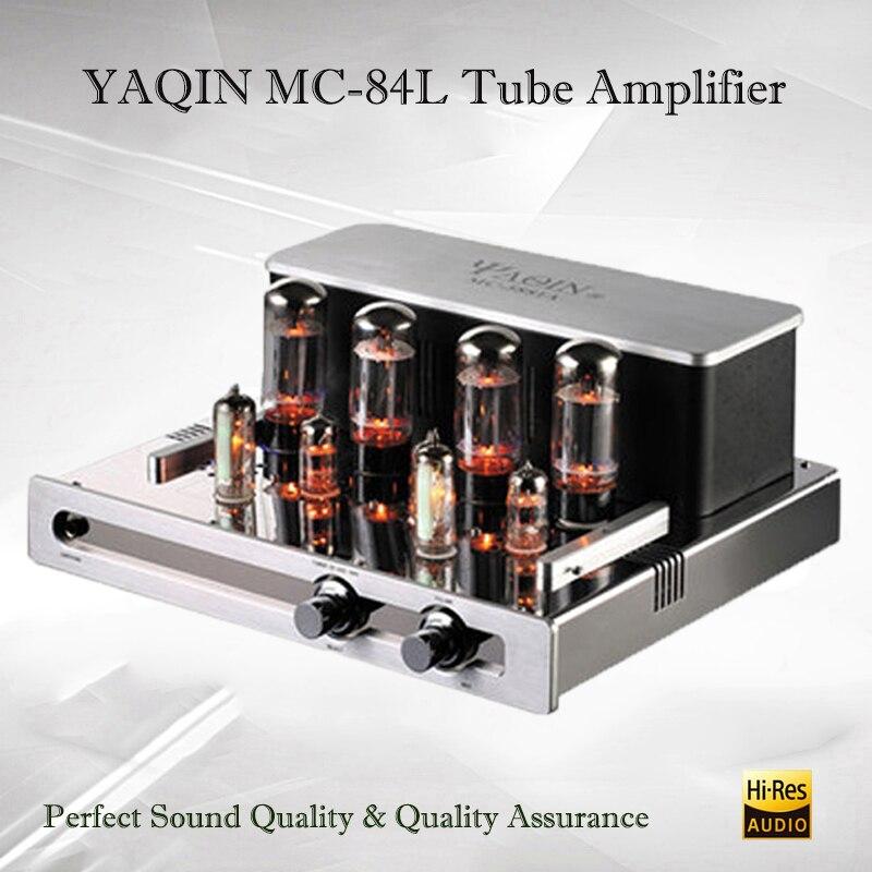 YAQIN MC-5881A Hifi Tubo Amplificatore Audio Stereo Tubo A Vuoto Amplificatore Casa Tubo Preamplificatore Preamplificatore Amplificatore Valvolare Audio