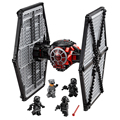 10465 Star Wars First Order Special Forces Model Building Kits TIE Fighter First Order Blocks Bricks Toys Compatible With bricks