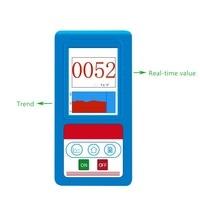 HCHO PM1.0 PM2.5 PM10 Gas Analyzer TVOC Particles Detector Meter Tester Air Quality Analyzer
